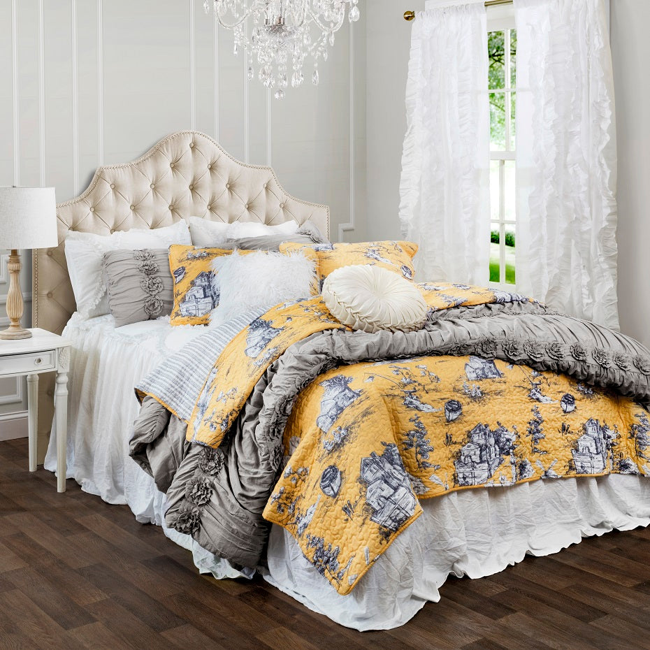 Vintage Charm Curated Collection by Lush Decor
