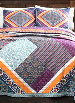 Abbie Quilt 3 Piece Set