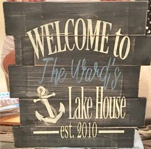 Welcome to the Lake House