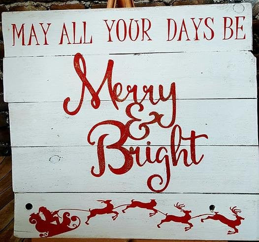 May All Your Days Be Merry