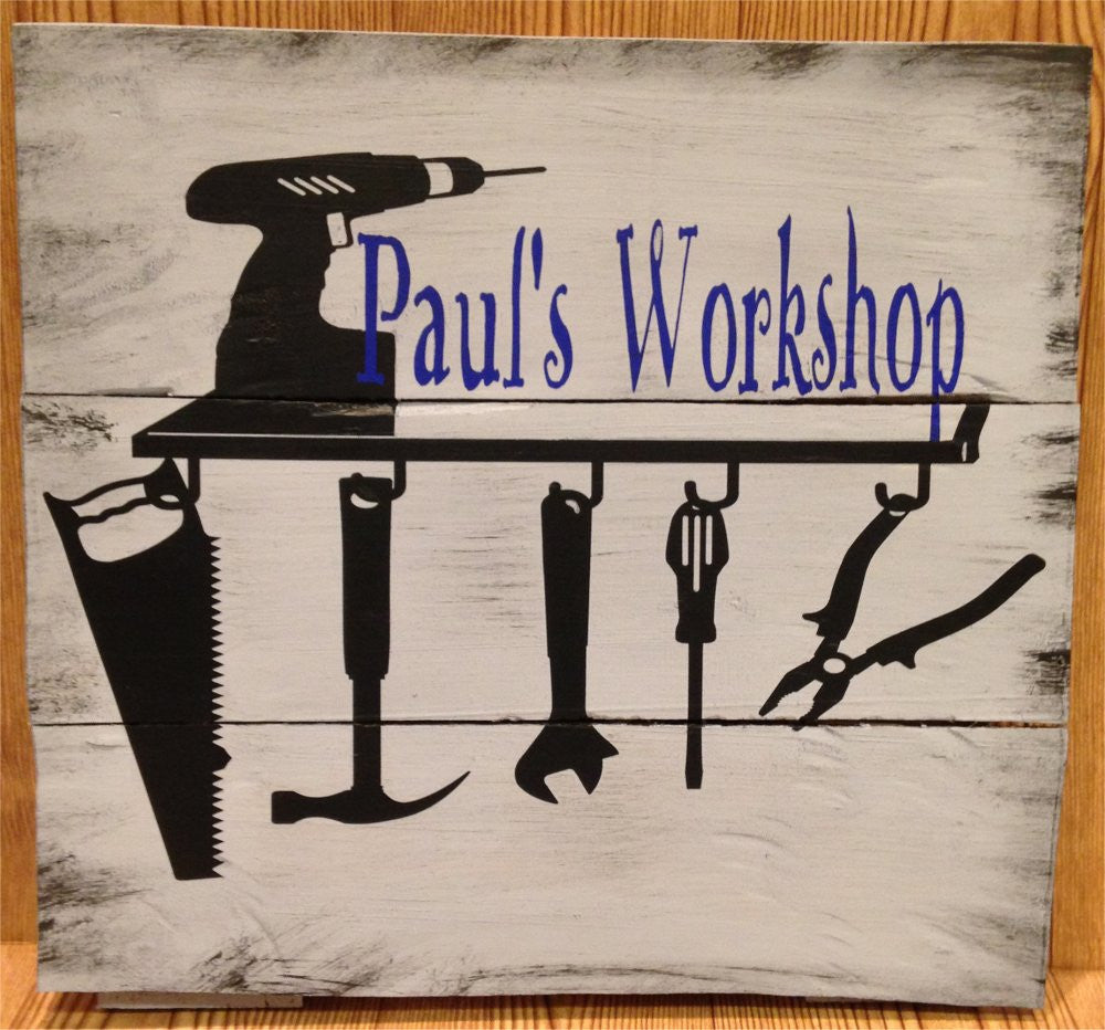 Paul's Workshop