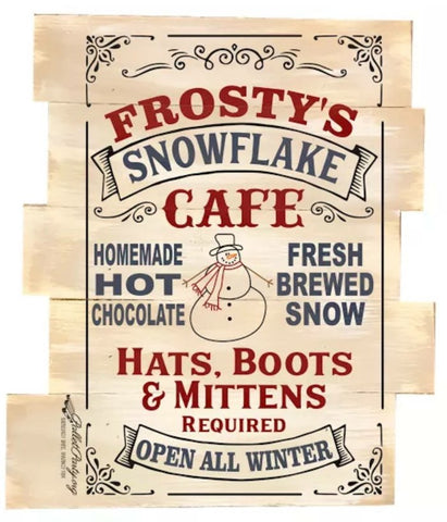 Frosty's Snowflake Cafe