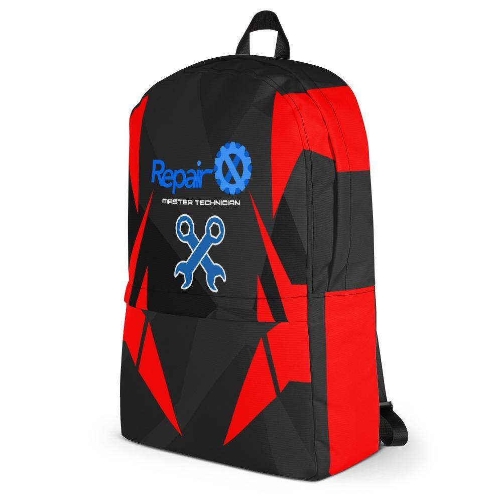 """Master Technician"" Repair X Backpack:,Repair X"