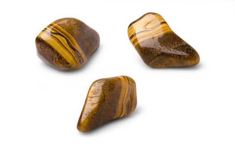 Tiger's Eye - Gemstones 108