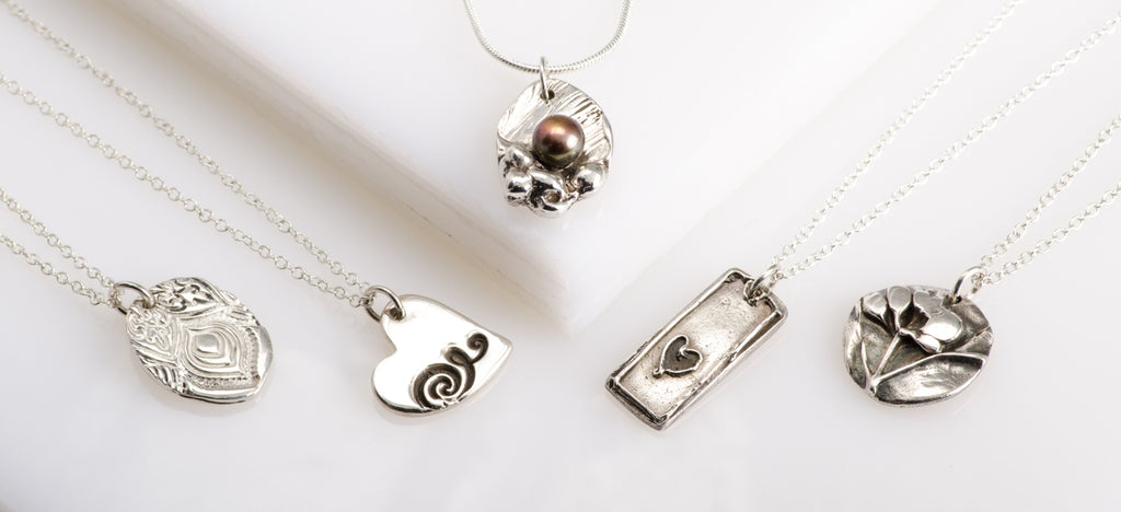 Silver Pendants Collection
