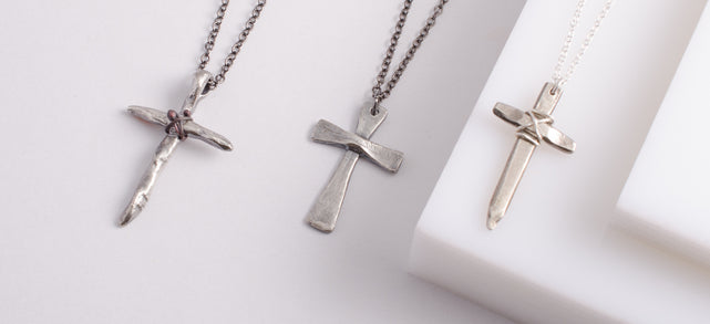 Cross Necklaces Collection