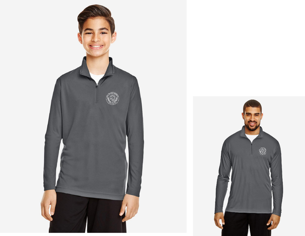 Team Zone Performance Quarter-Zip