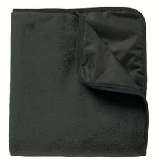 New Port Authority Fleece & Poly Travel Blanket