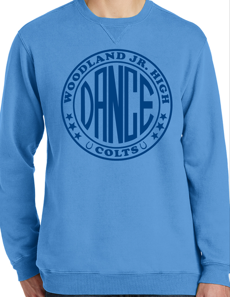 Woodland Dance Comfort Wash Sweatshirt