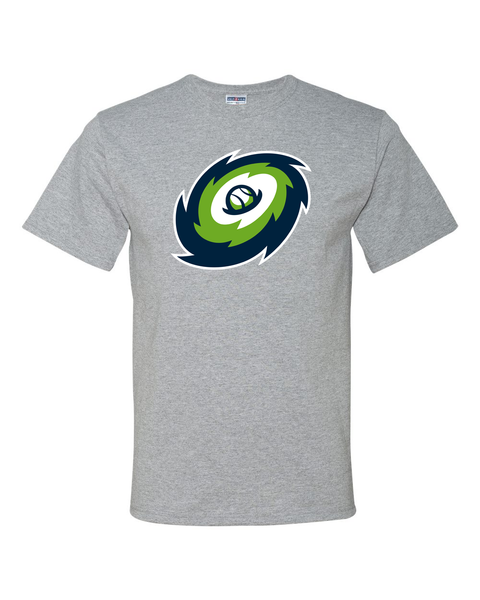 Hurricanes Short Sleeve Crew Neck 50/50 tee