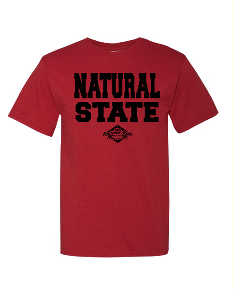 NATURAL STATE Kayak Tee