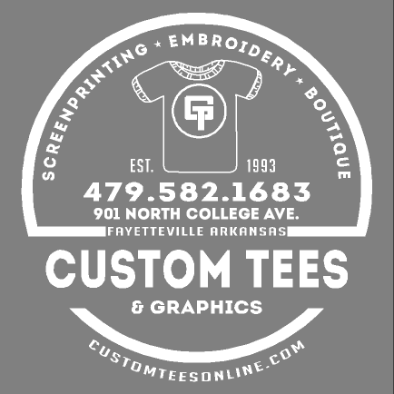 CUSTOM TEES & GRAPHICS