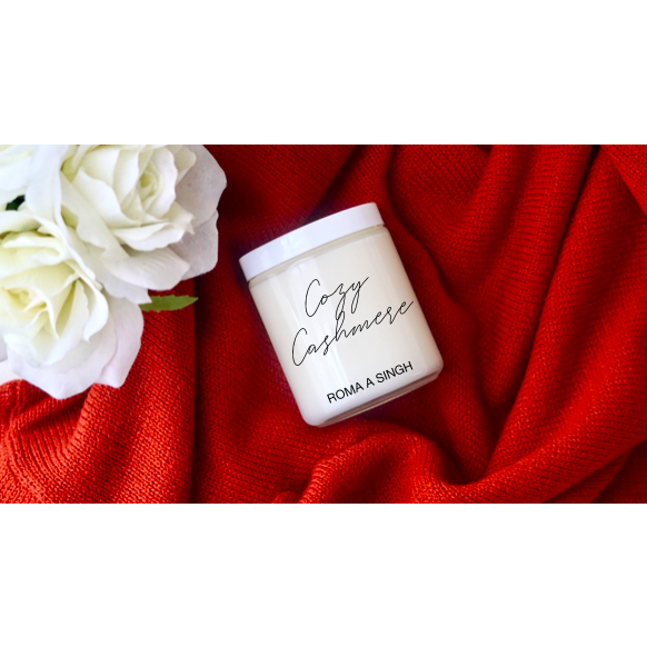 Cozy Cashmere - AROMATHERAPY SCENTS