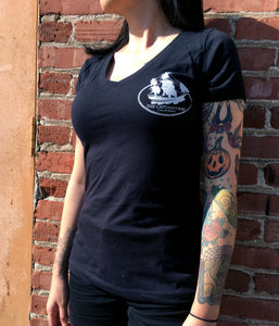 The Captain's Ship women's shop tee