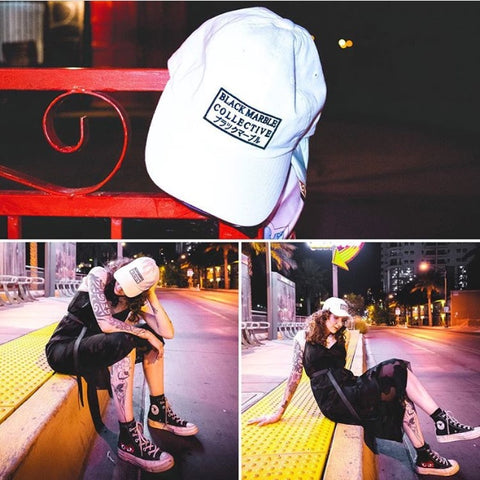 Black Marble Collective Dad Hats