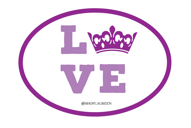 Love Crown ZTA Sticker Decal, Sorority - Zeta Tau Alpha - shoplagreen.com