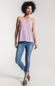The City Tank - Mauve Mist