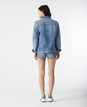 AG Bryn Short 16 Years Indigo Deluge, Bottoms - shoplagreen.com
