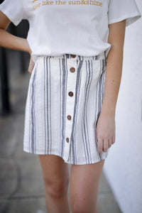 Day To Dusk Mini Skirt