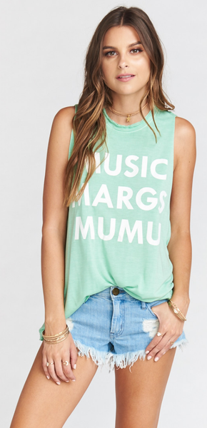 Show Me Your Mumu Mikey Muscle Tank