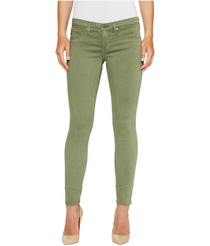 AG The Prima Olive, Bottoms - shoplagreen.com