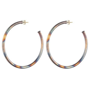 Sheila Fajl Everybody's favorite hoops - burnished