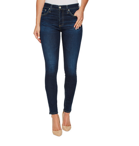 AG Farrah Skinny Songbird, Bottoms - shoplagreen.com