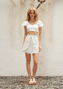Hollywood Ruffle Skirt