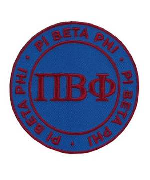 Peel & Stick Patch Pi Beta Phi, Sorority - Pi Beta Phi - shoplagreen.com