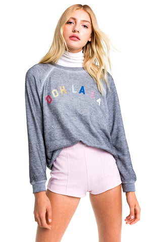 Wildfox Ooh La La Top