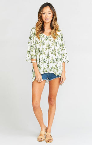 Show Me Your Mumu Maia Tunic