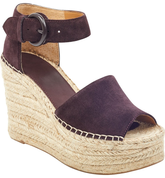 Alida Wedge - Dark Brown