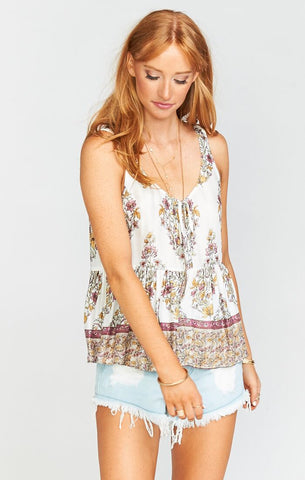 Show Me Your Mumu Everly Top