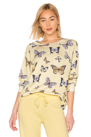 Sommer Sweater - Flutter Away