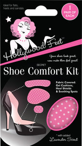 Hollywood Shoe Comfort Kit