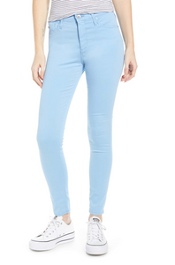 AG Farrah Skinny Ankle - Tropic Air
