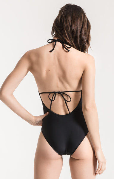 The Eve One Piece - Black