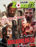 Revista Invasión Zombie No 2 - Enciclopedia de zombis - Formato Digital