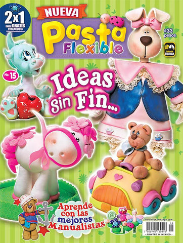 Pasta Flexible No. 54 - Ideas sin fin - Formato Impreso