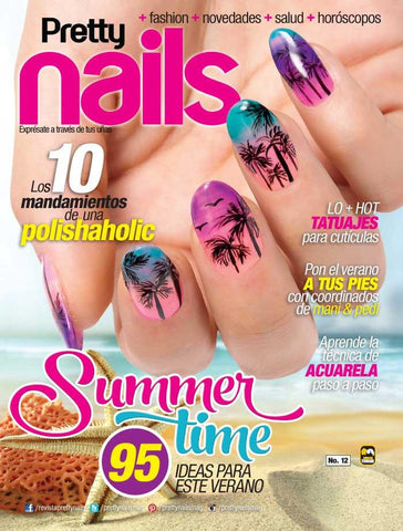 Pretty Nails 12 - Summer time - Formato Digital
