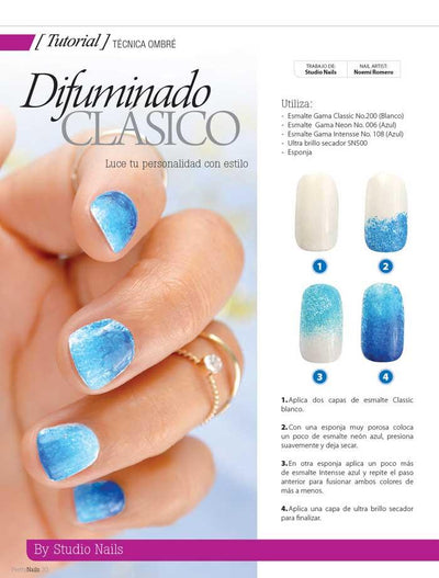 Pretty Nails 11 - Ideas para decorar tus uñas - Formato Digital - ToukanMango