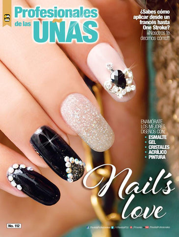 Profesionales de las uñas 112 - Nails love - Formato Digital