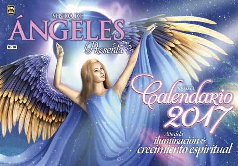 Senda de Angeles Presenta - Calendario 2017- Formato Digital
