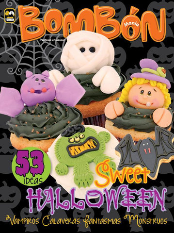 Revista Bombonmania no. 55 - Sweet Halloween - Formato Digital