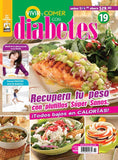 Revista Vivir y Comer con Diabetes no. 19 - Recupera tu peso - Formato Digital