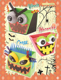 Revista Fieltro y Foami no. 38 - Halloween - Formato Digital
