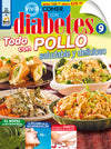Vivir y Comer con Diabetes 9 - Todo con Pollo Saludable y Delicioso - Formato Digital