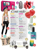 Revista Pretty Nails no. 14 - Diseños divertidos con gel esmaltado - Formato Impreso