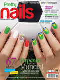 Revista Pretty Nails no. 11 - Prepárate para el mundial - Formato Impreso