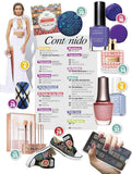 Revista Pretty Nails no. 19 - Glass Nails - Formato Impreso